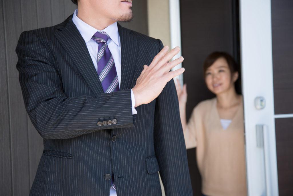 家族よりも仕事を優先させる夫に嫌気がさし離婚