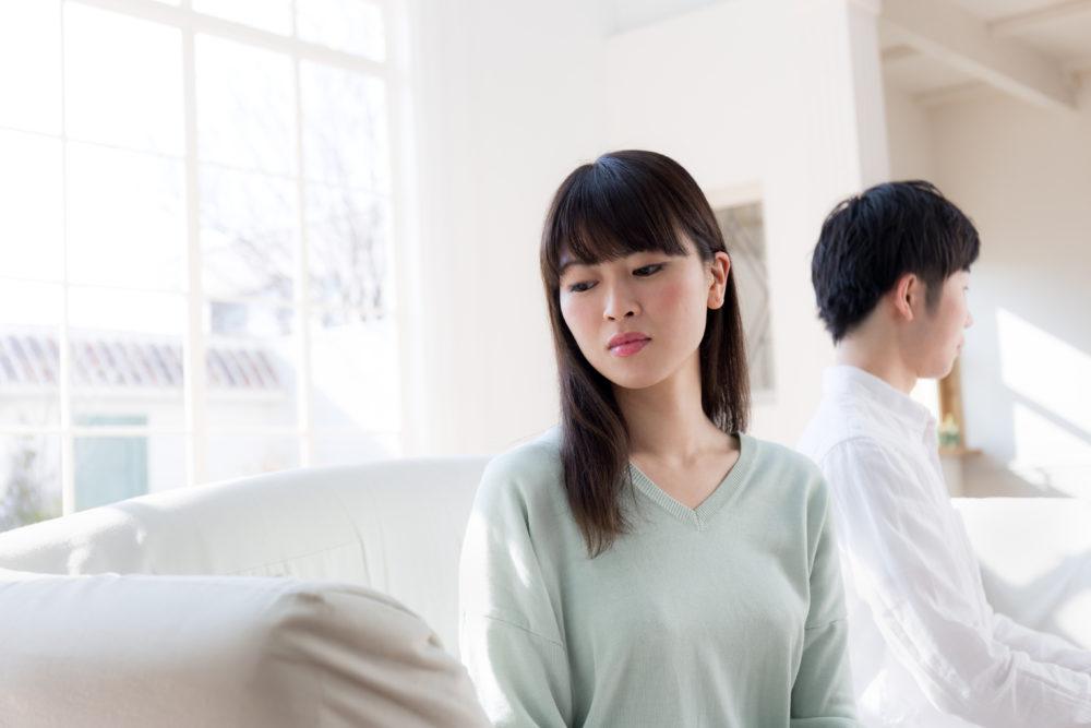 結婚生活に対する考えのすれ違いと、自分のわがままから旦那に離婚を告げられる