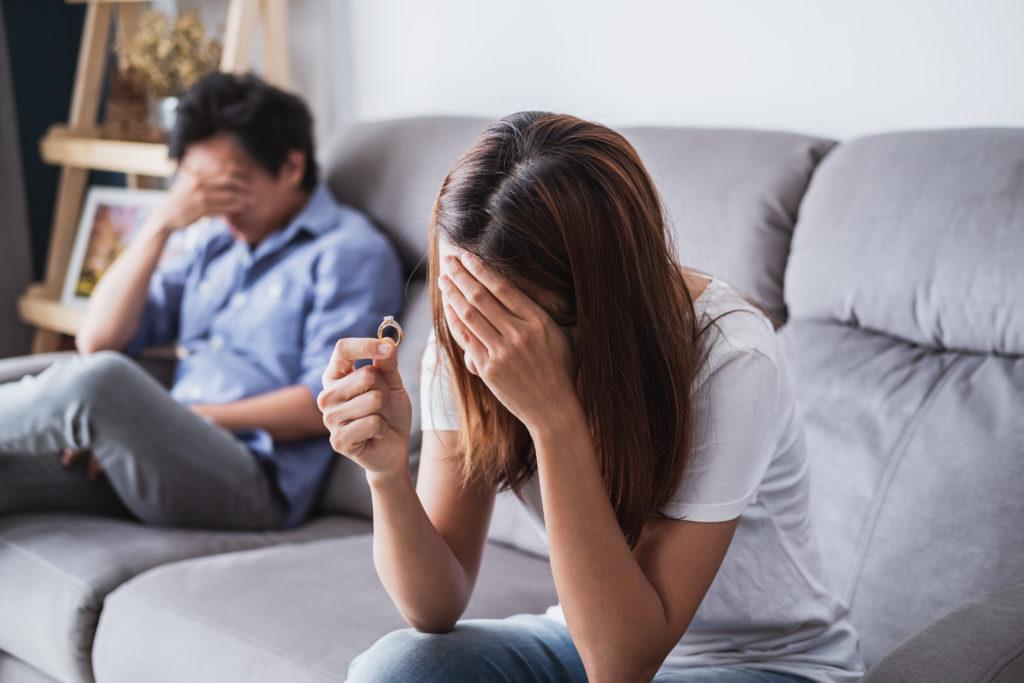 離婚占い|わたしは離婚すべき?離婚して失敗しない?